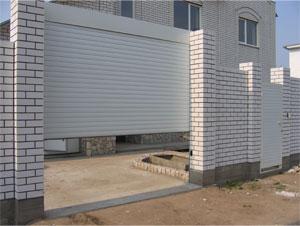 Рулонные ворота | Компания «Приоритет» | г. Бутурлиновка
